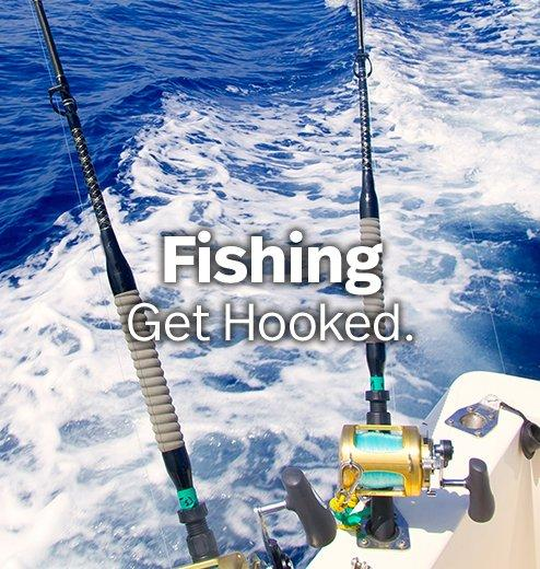 Fishing - Get Hooked.