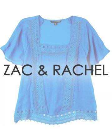 Zac & Rachel Petite