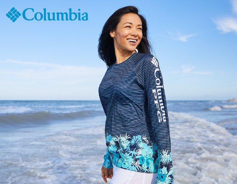 Women's Columbia Clothes