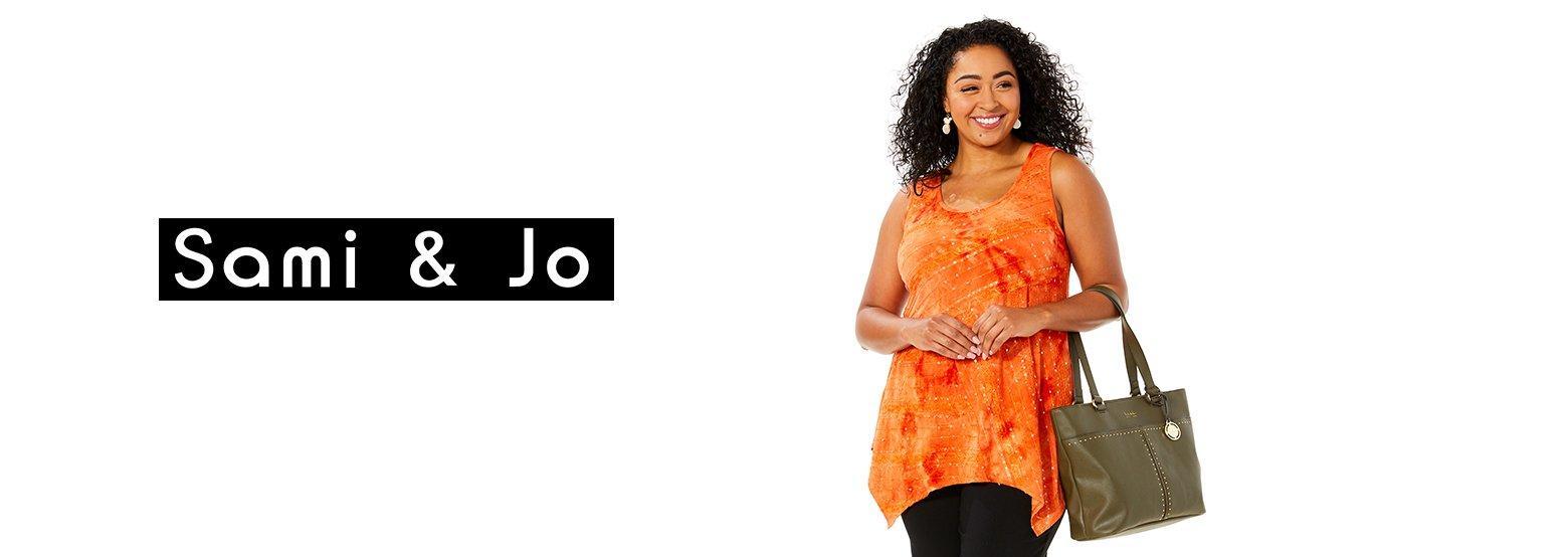 meet top style 100% satisfaction Plus Size Women's Clothing | Tops, Pants, Dresses, Swimwear ...