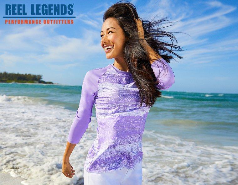 Reel Legends for Women