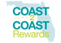 Coast2Coast Rewards logo