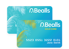 Bealls Credit Card graphic