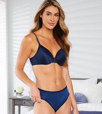 Maidenform Comfort Full Coverage Bra and Panty