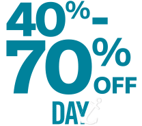 40-70% Off Father's Day Sale