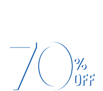 Storewide Savings up to 70% Off