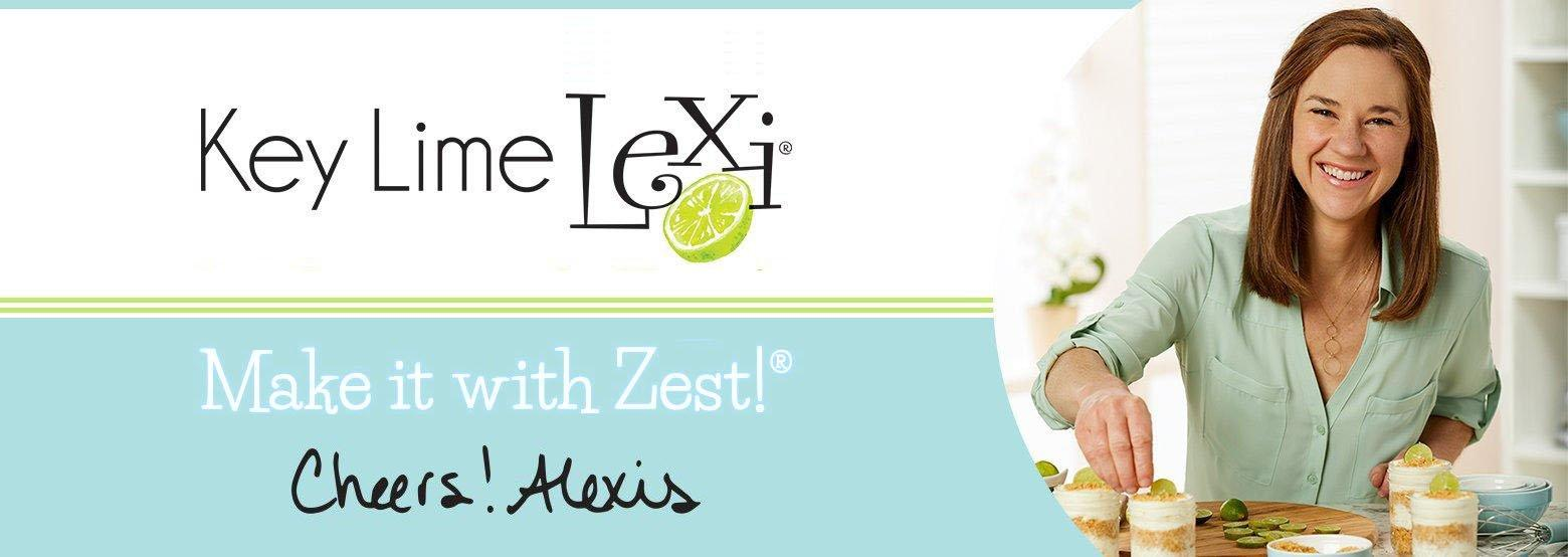 Key Lime Lexi - Make it with Zest! Cheers! -Alexis